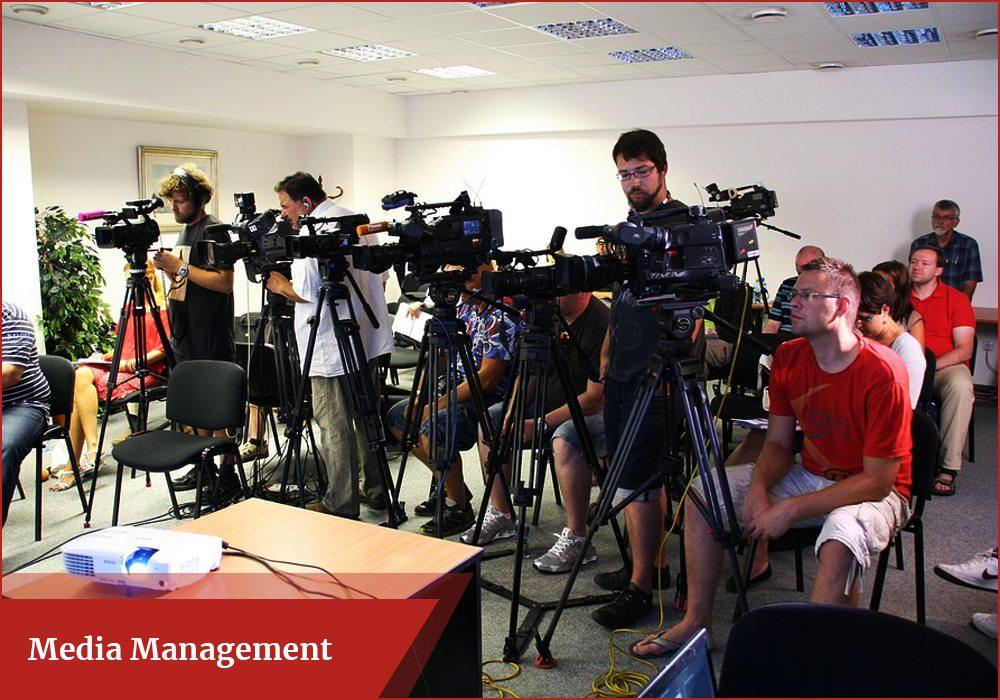Media Management - scope, careers, colleges, skills, jobs, salary