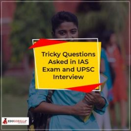 Tricky Questions Asked in UPSC Examination with Answers